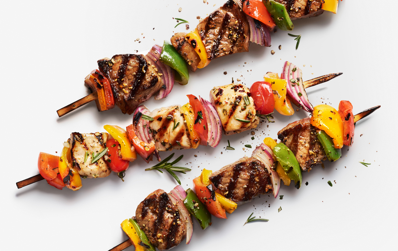 Recipe Grilled Chicken Kabobs Whole Foods Market
