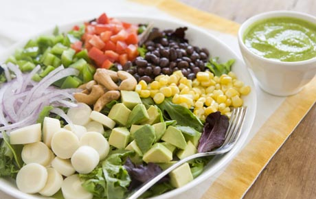 Brazilian Cobb Salad