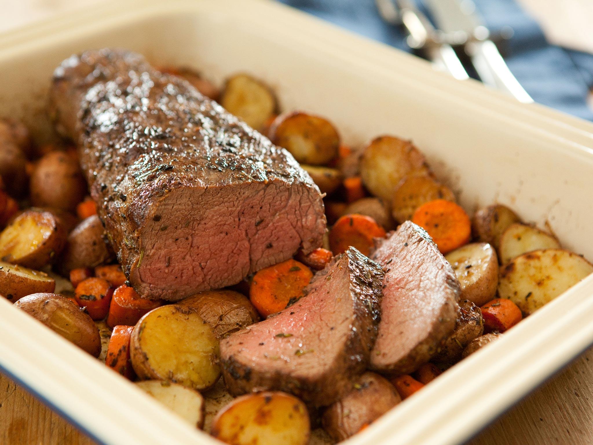 Recipe Roasted Beef Tenderloin Whole Foods Market