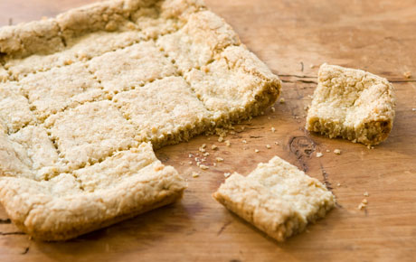 Earl Grey Shortbread Cookies