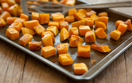 Learn to Cook: Roasted Butternut Squash
