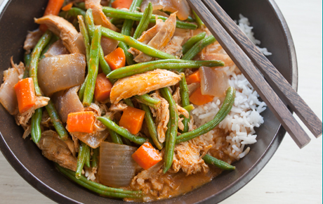 slow cooker thai red curry turkey red thai duck curry recipe for slow ...