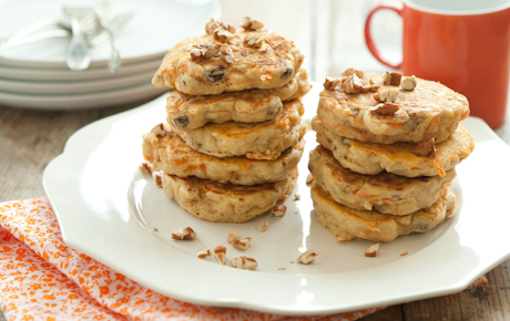 Kid friendly recipes whole foods market carrot cake pancakes forumfinder Gallery