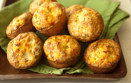 Borough Market Cheddar Popovers