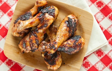 Grilling Poultry
