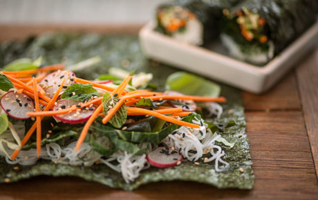 Nori Lunch Rolls