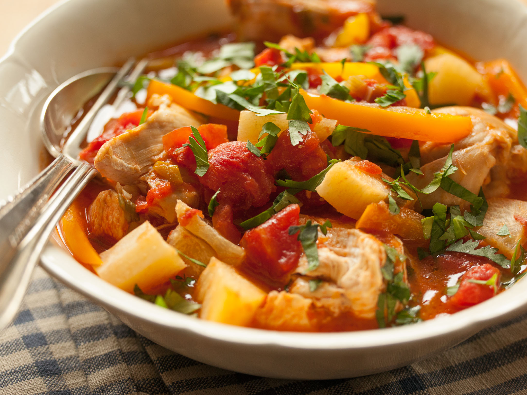 Recipe Panamanian Spicy Stewed Chicken Whole Foods Market