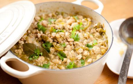 Recipe White Turkey Chili Whole Foods Market