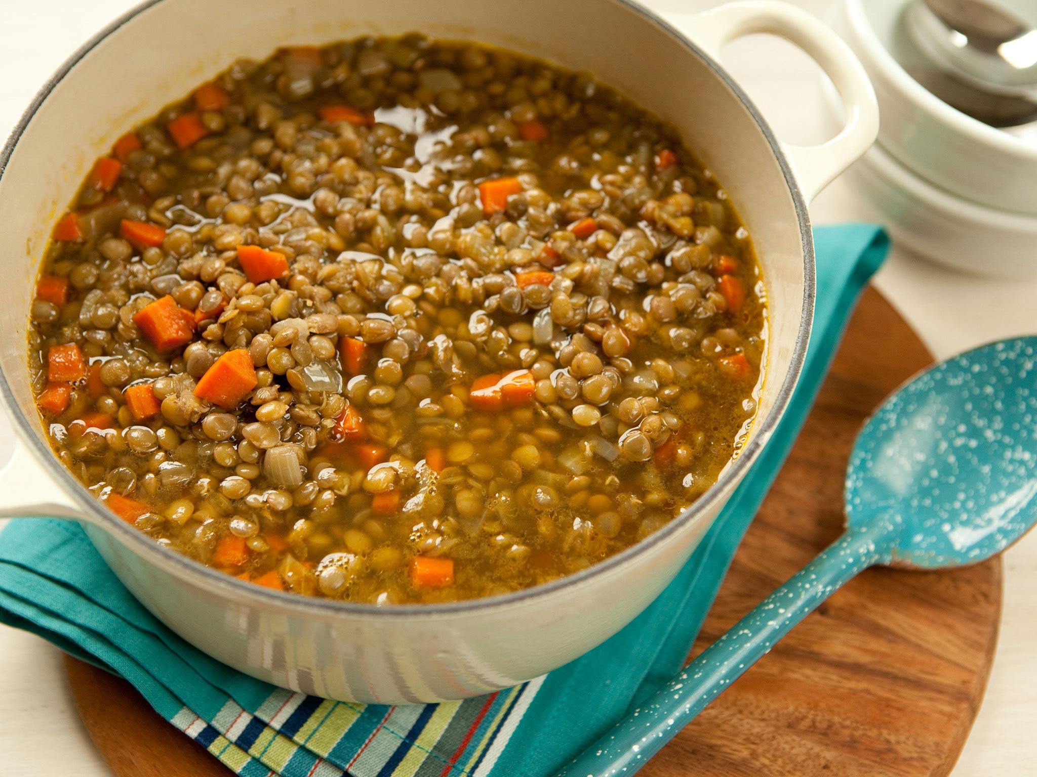 Hearty Lentil Soup | Whole Foods Market