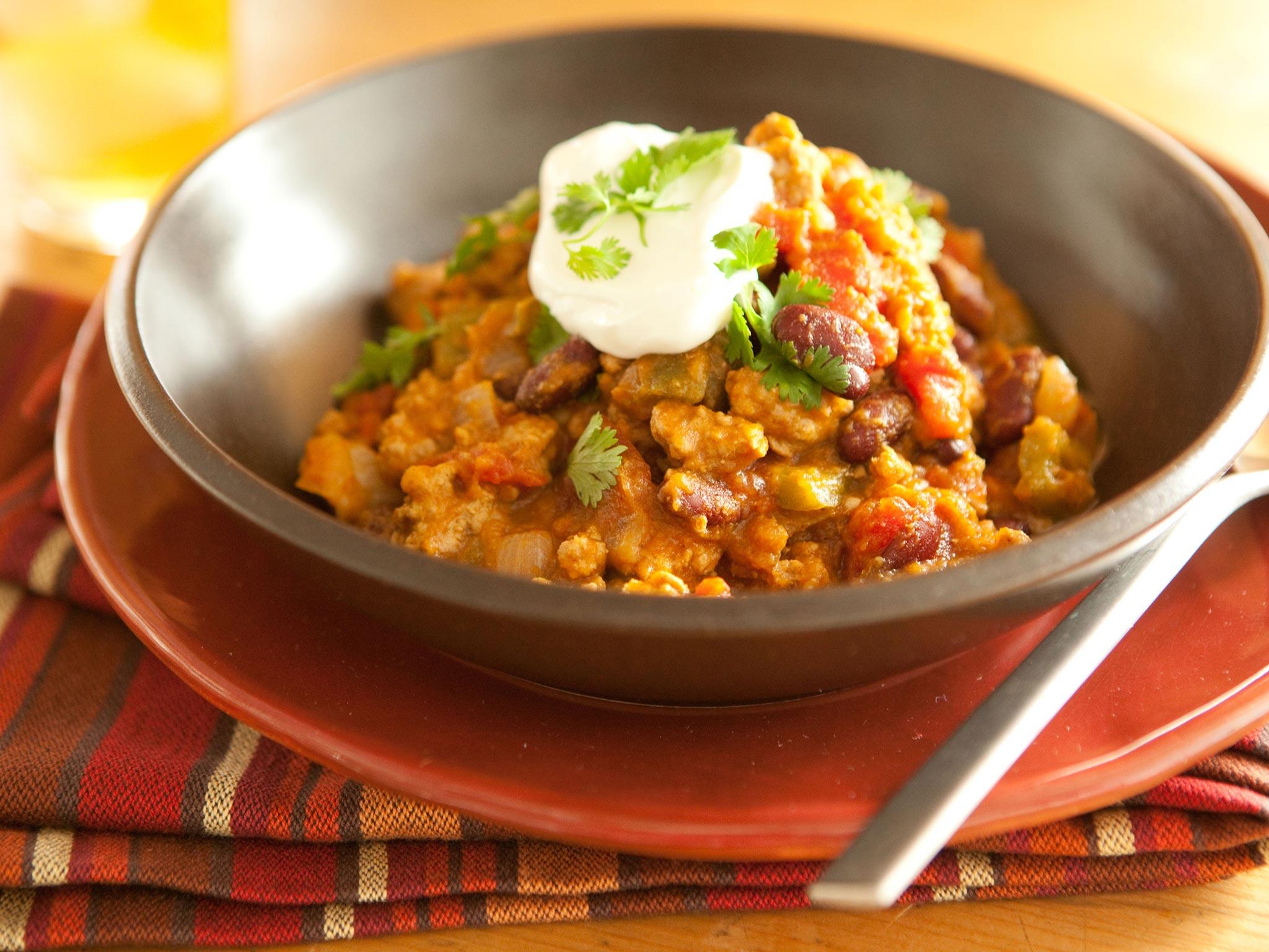Recipe Turkey Pumpkin Chili Whole Foods Market