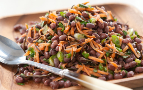 Zesty Adzuki Bean Salad