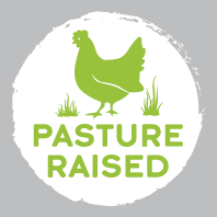Pasture-Raised Label