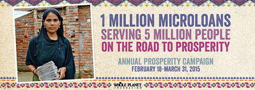 1 Million Microloans Serving 5 Million People on the Road to Prosperity