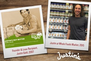 Justin at Whole Foods Market, 2005-2015