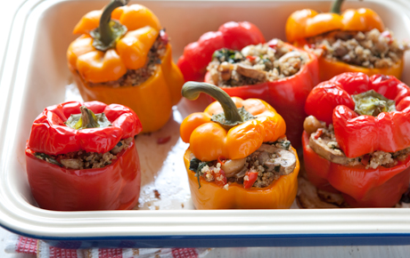 Perfect Pepper Recipes