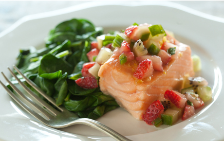 Succulent Salmon Recipes