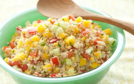 Mango Quinoa Salad