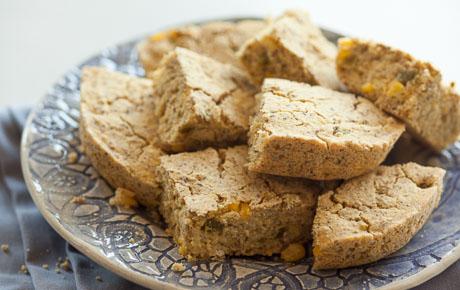 Gluten-Free Jalapeno Cornbread