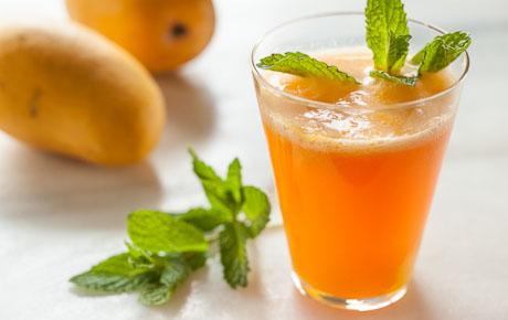 Mango Mocktail