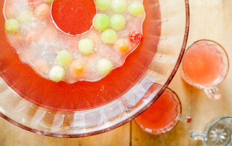 Spring Cocktails and Mocktails