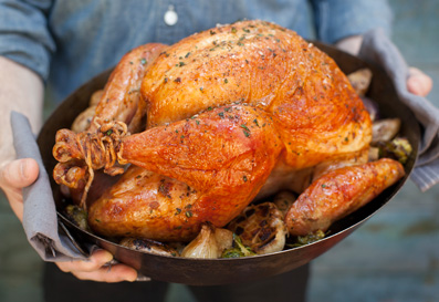 Thanksgiving supper menu recipes