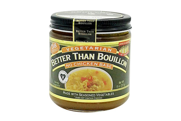 Better Than Bouillon No-Chicken Vegetarian Bouillon Base