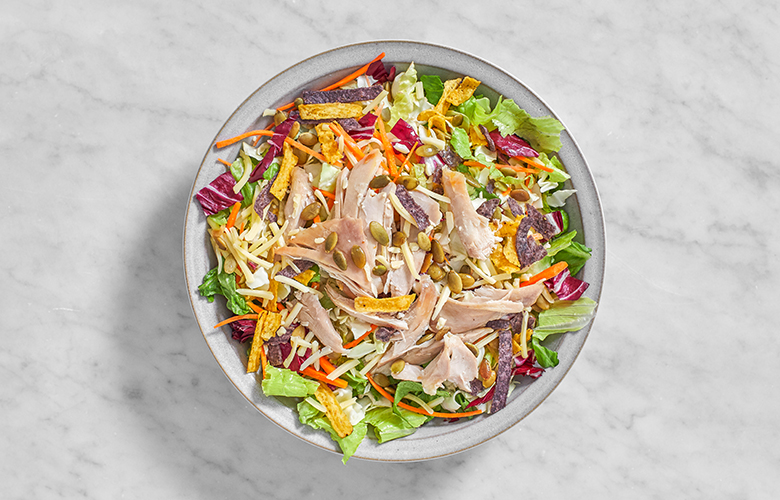 Chicken Dinner Salad
