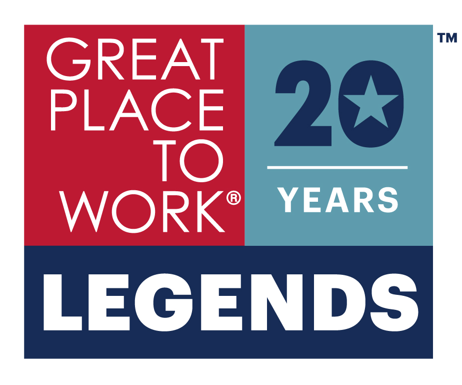 Legends Great Place to Work