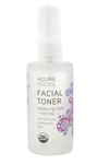Acure Balancing Rose and Red Tea Facial Toner for Normal to Oily Skin
