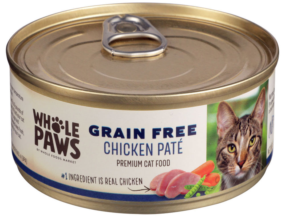 Product images of Whole Paws Chicken Paté