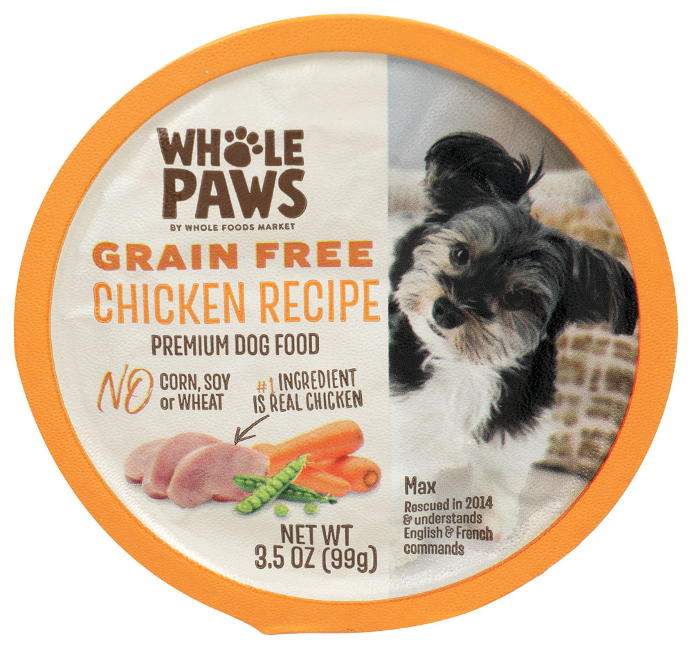 Product image of Whole Paws Chicken Recipe