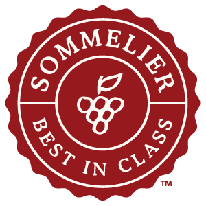 Sommelier Best in Class Seal