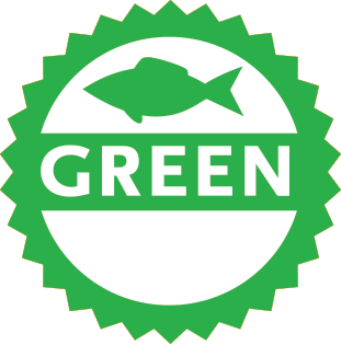 Green rating logo