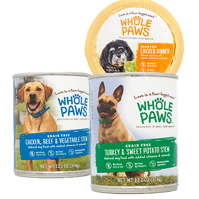 Whole Foods Organic Dog Food