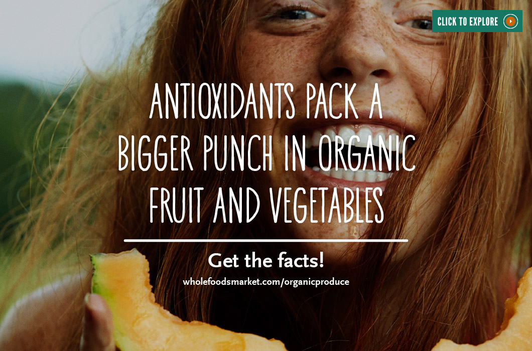 nutritional value of organic foods Advocates of organic foods, meanwhile, say that the study takes a narrow view of organic food choices, and that most people choose organic because they want to avoid pesticides, hormones and other chemicals used in conventional farming.