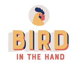 Bird in the hand logo